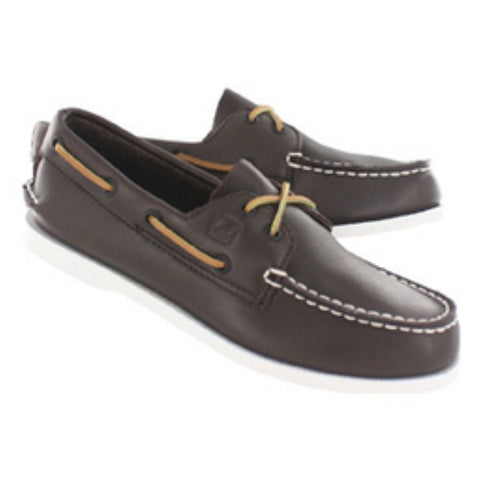 Sperry Top Sider Youth A/O YB27283 Footwear - Youth - Non Designer Sperry Brn 13.5