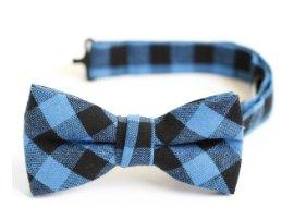 Urban Sunday Bow Tie Charleston 21505B Ties Urban Sunday Blue/Navy M (2-4 yrs)