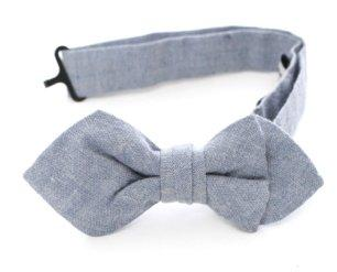 Urban Sunday Bow Tie Monterey FW14 21409B Ties Urban Sunday Blue S (0-1 yrs)