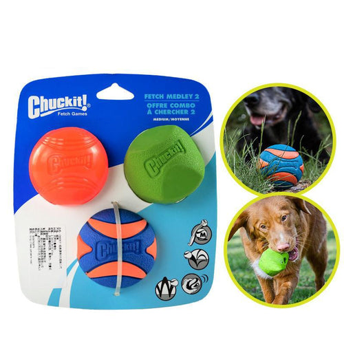 Dog Soft Rubber Ball Food Dispenser Dog Toy - Dog Market Hub