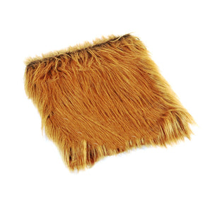 Fancy Dress Up Pet Costume Halloween Clothes Lion Mane Wig - Dog Market Hub