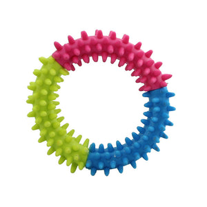 Rubber Resistant Bite Chew Training Toy For Pets - Dog Market Hub
