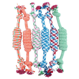 Dog Cotton Knot (Chew Bone Rope) - Dog Market Hub