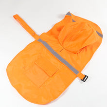Waterproof Large Pet Dog Raincoat