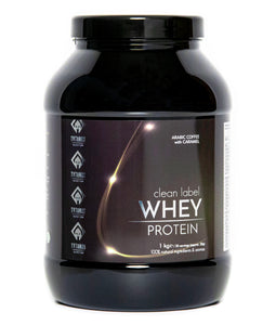 REDUCED TO CLEAR - Whey Protein - Arabic Coffee with Caramel