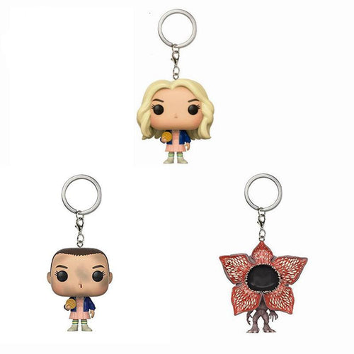 Chaveiro Personagens Stranger Things POP