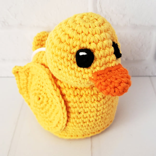 Darla the Duck Crochet Pattern