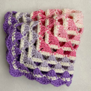 The Little Lovey Blanket - Free Crochet Pattern