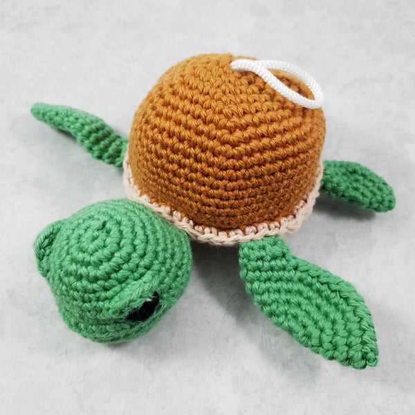 Tara the Turtle Crochet Pattern
