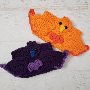 Ashley the Phoenix Cozy Crochet Pattern