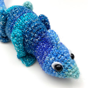 Berry Blue Clyde the Chameleon