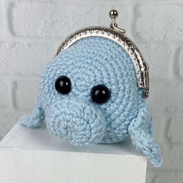 Critter Coin Purse (handmade, multiple styles)