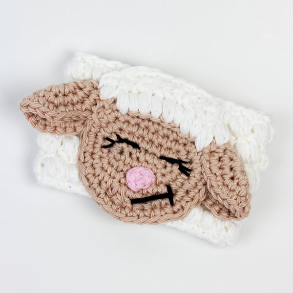 Lucy the Lamb Cozy Crochet Pattern