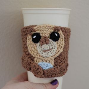 Otis the Otter Cozy Crochet Pattern