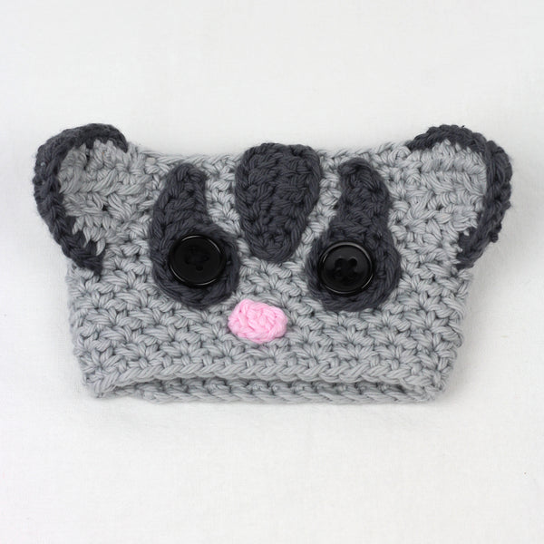 Sassy the Sugar Glider Cozy Crochet Pattern
