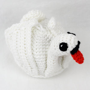 Summer the Swan Crochet Pattern