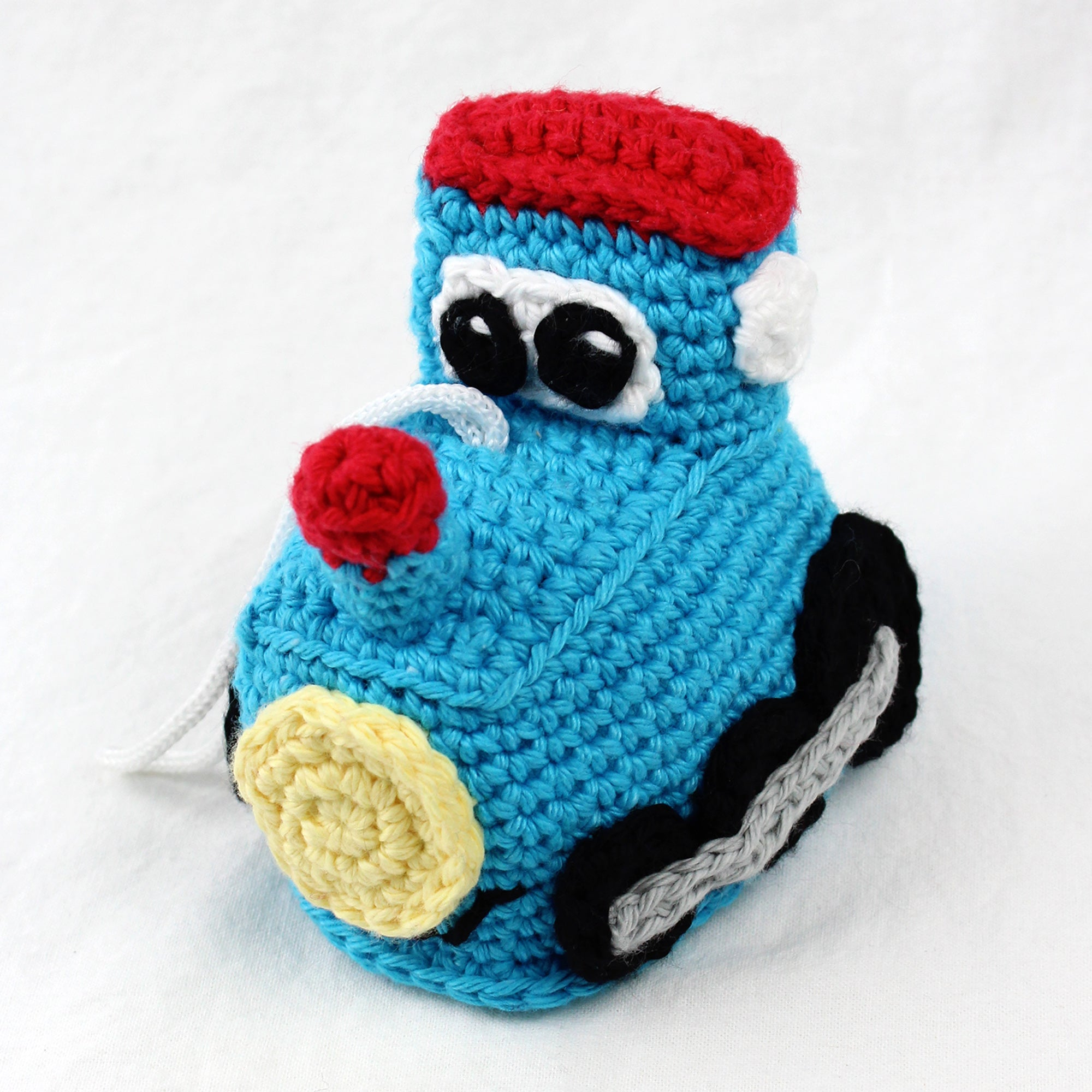 Timmy the Train Crochet Pattern