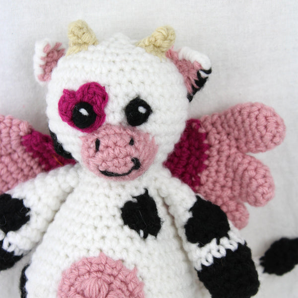 Udder Love Cow Crochet Pattern