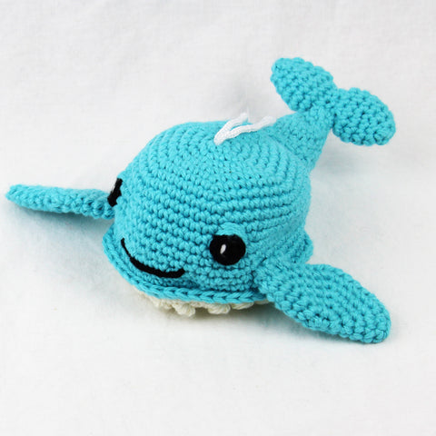Willow the Whale Crochet Pattern