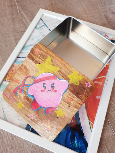 Boite Kirby combattant