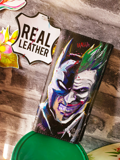 Portefeuille Joker VS Batman