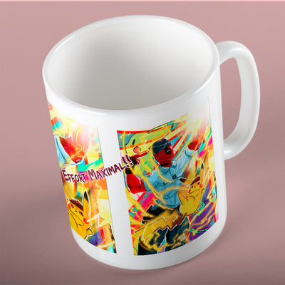 Mug Deadpool X Pikachu