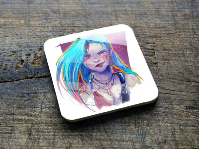 Pack Sous-verres League Of Legends