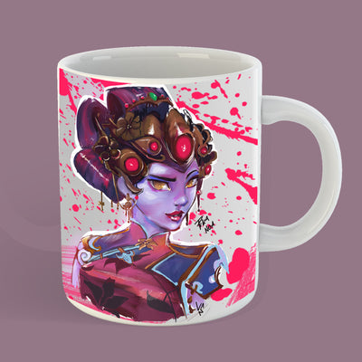 Mug Widowmaker new year
