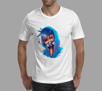 T-shirt Tracer Graffeuse