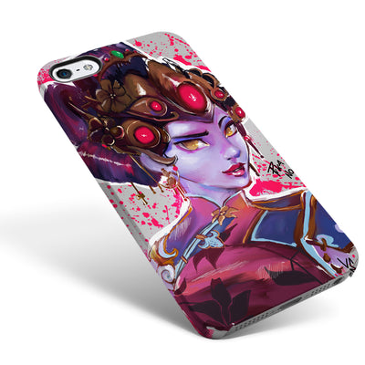 Coque Widowmaker new year