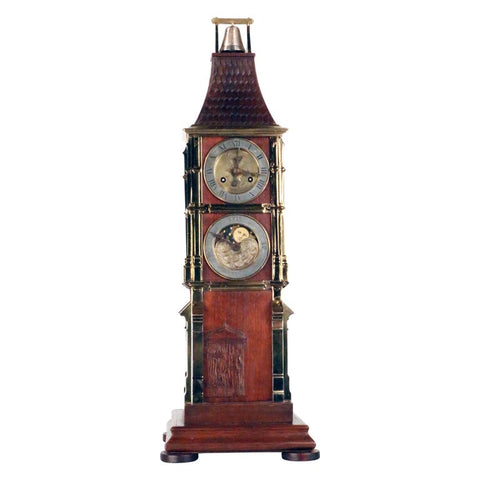 Astronomical Tower Clock by Planchon au Palais Royal