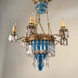 Six-Light Chandelier