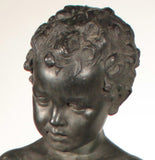 Bronze Figural Fountainhead
