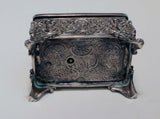 Early 20th Century German Silver Grisebaum Singing Bird Box