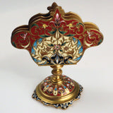 French Cloisonné Desk Set