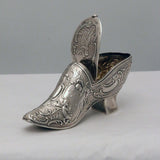 Continental Sterling Vesta Case Modeled as a Shoe