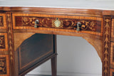 English Marquetry Ladies Desk by Edwards & Roberts