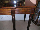George III Mahogany Scottish Serving Table