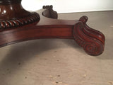 William IV Mahogany Tilt-Top Center Table