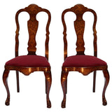 Pair of Queen Anne Style Chairs