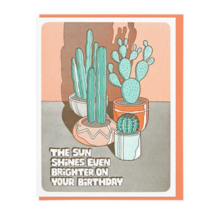 Lucky Horse Press - The Sun Shines Even Brighter On Your Birthday
