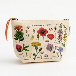 Wildflower Vintage Pouch