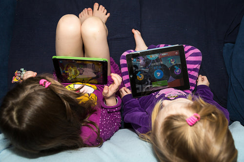 Screen Time, Cognitive Development and Kids on the Go