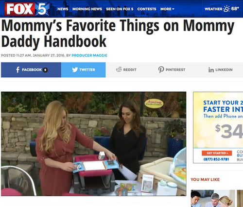 ZoomKIT on Fox 5 San Diego and So Cal Savvy Mom!