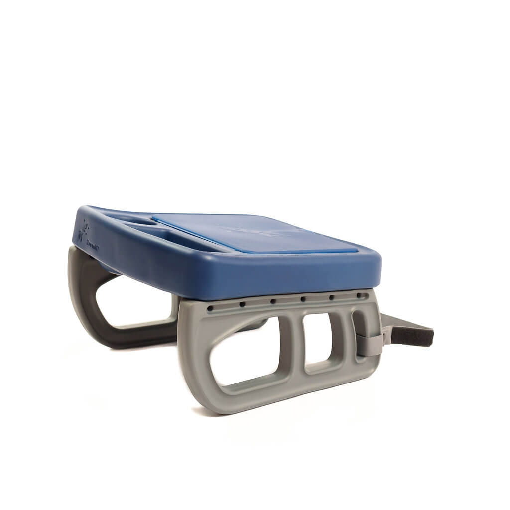 ZoomKIT Portable Table: Navy