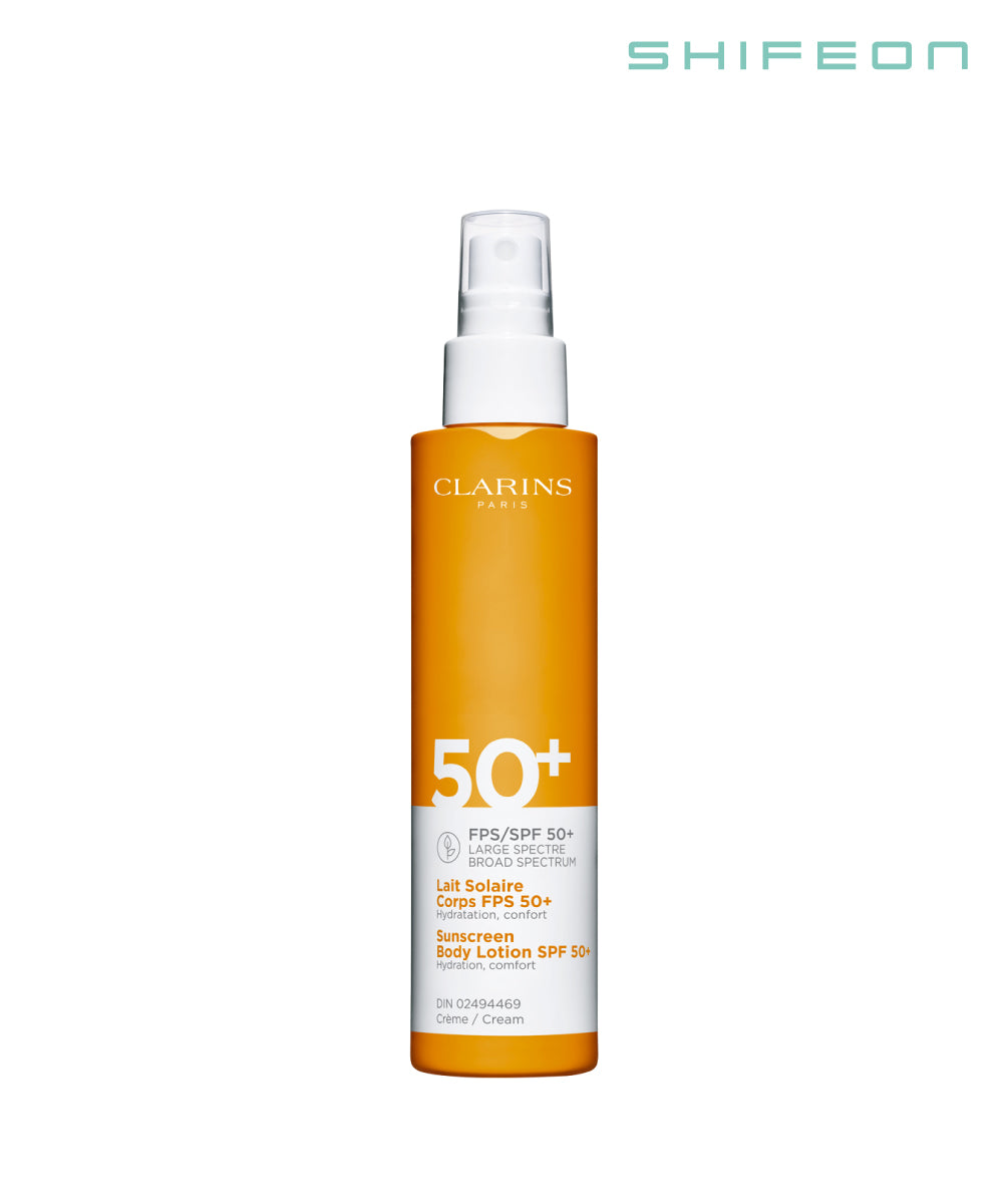 Sunscreen Body Lotion Spray SPF 50+
