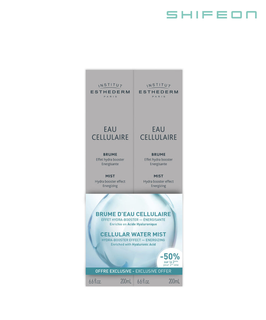 Cellular Water Mist - Exclusive Offer