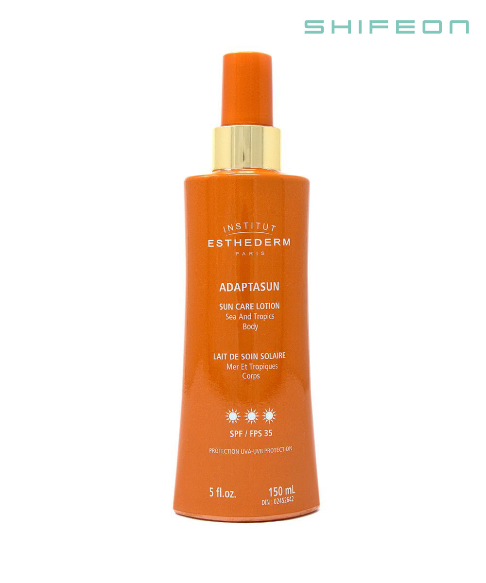 Adaptasun Sun Care Lotion Sea and Tropics Body 3 Suns SPF 35