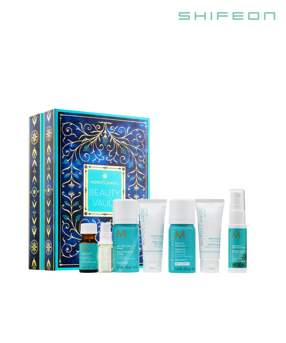 Moroccanoil Beauty Vault Travel Set