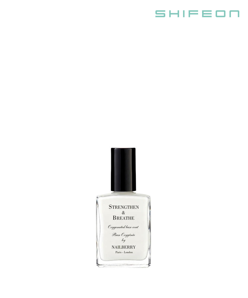 Strengthen & Breathe Oxygenated Base Coat And Nail Strengthener